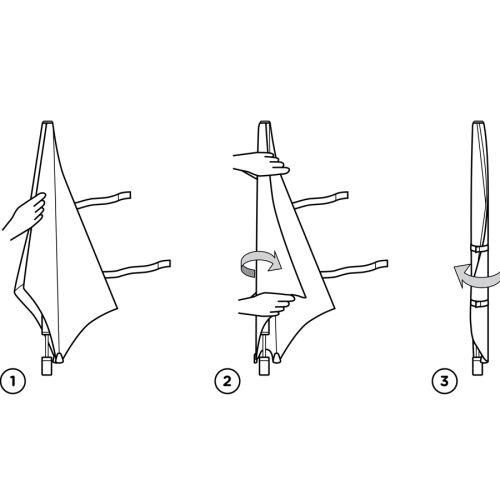 Зонт-трость senz° original tundra, retail 5