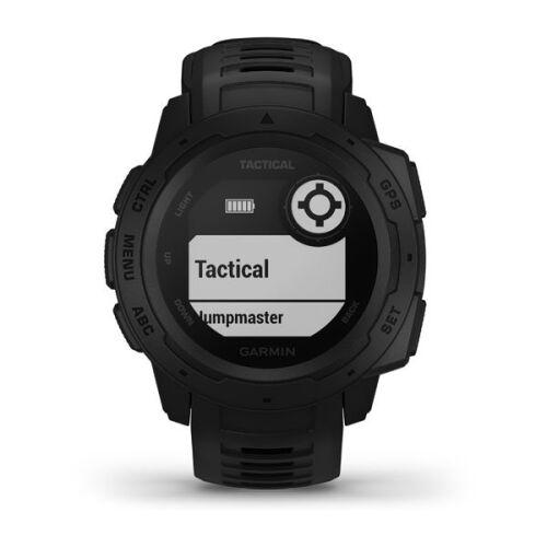 Смартчасы Garmin INSTINCT Tactical черный 2