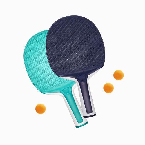 Набор для игры в настольный теннис с логотипом 3