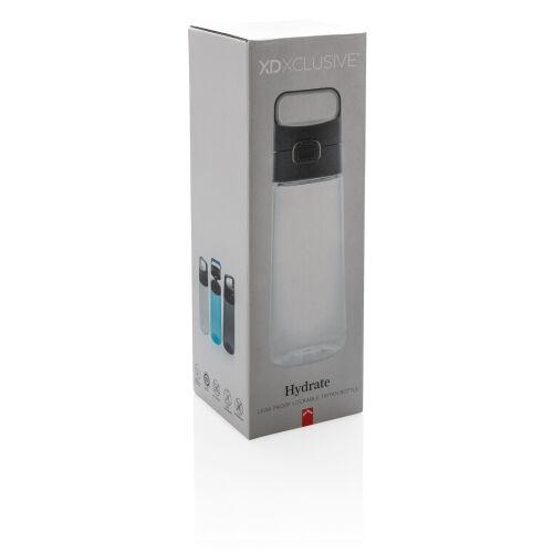 Герметичная бутылка для воды Hydrate, прозрачный 4