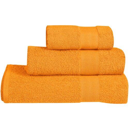 Полотенце Soft Me Large, оранжевое 2
