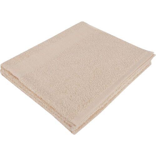 Полотенце махровое Soft Me Large, бежевое 1