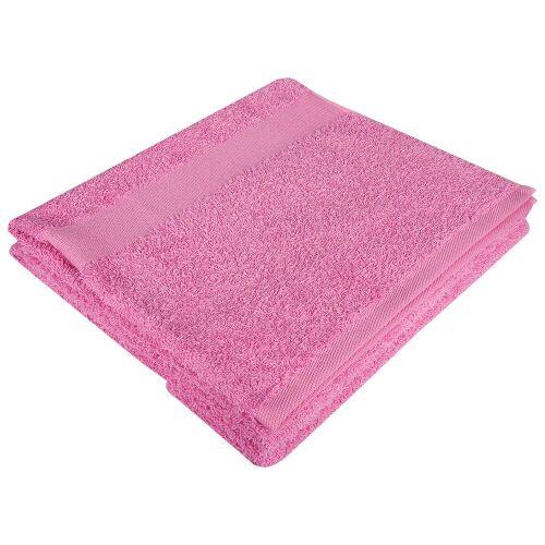 Полотенце махровое Soft Me Large, розовое 1
