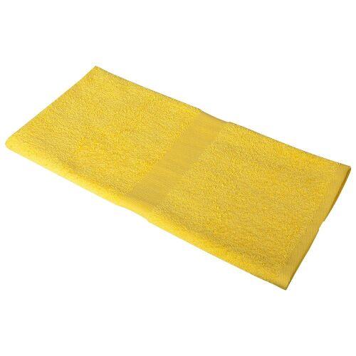 Полотенце махровое Soft Me Medium, желтое 1