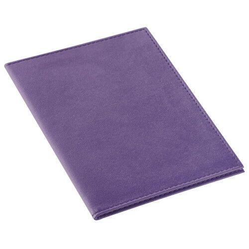 Обложка для автодокументов Twill, фиолетовая 1