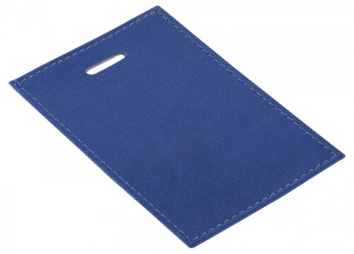 Чехол для пропуска Twill, синий 1
