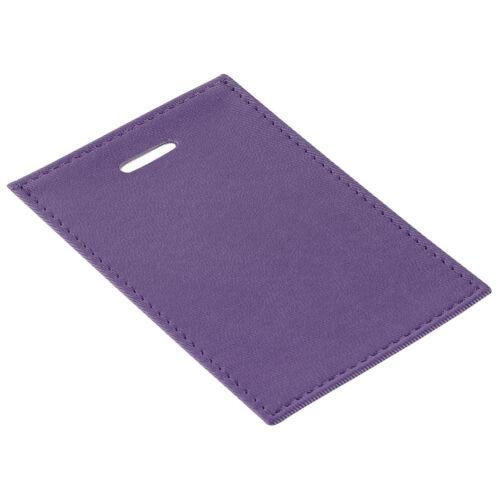 Чехол для пропуска Twill, фиолетовый 1