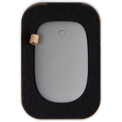 Внешний аккумулятор Pebble 7800 мАч, серый 4