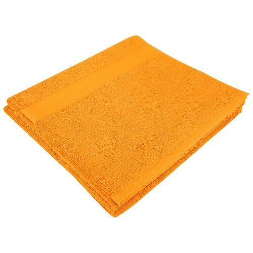 Полотенце Soft Me Large, оранжевое 1