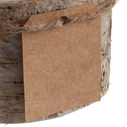 Свеча Birch Bark, большая 3