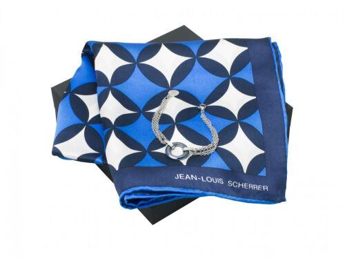 Набор: шелковый платок, браслет 1