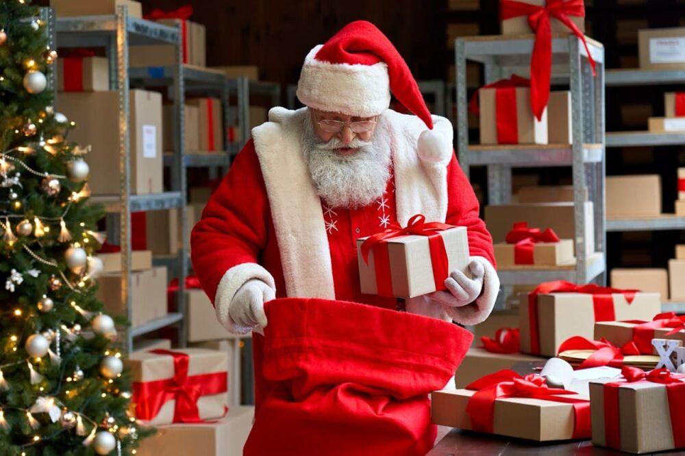 Подарки с доставкой от Деда Мороза