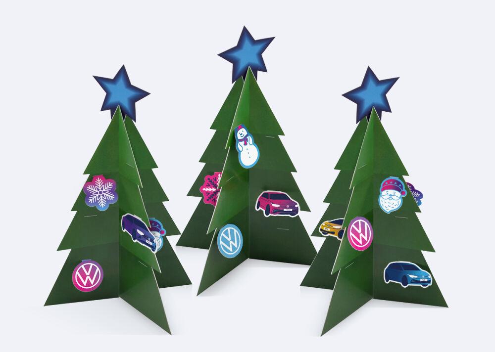 Happy ZOOM year — подарки для вечеринки VW